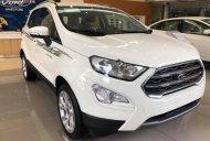 Bán ô tô Ford EcoSport Titanium 1.5L AT đời 2019, màu trắng giá 590 triệu tại Hà Nội