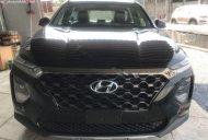 Bán xe Hyundai Santa Fe 2.4L HTRAC đời 2019, màu đen giá 1 tỷ 138 tr tại Tp.HCM
