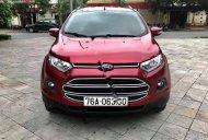 Cần bán xe Ford EcoSport MT đời 2017, màu đỏ như mới, giá 458tr giá 458 triệu tại Hà Nội