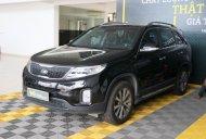 Cần bán Kia Sorento GAT 2.4AT 2WD sản xuất 2014, màu đen, 626tr giá 626 triệu tại Tp.HCM