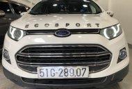 Bán ô tô Ford EcoSport Titanium 1.5 AT sản xuất 2017, màu trắng giá 535 triệu tại Tp.HCM