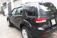 Bán Ford Escape đời 2010, màu đen chính chủ giá 395 triệu tại Tp.HCM