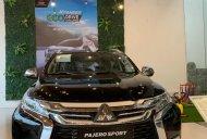 Bán Mitsubishi Pajero Sport sản xuất năm 2019, màu đen, nhập từ Thái giá 1 tỷ 20 tr tại Hà Nội