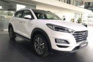 Bán Hyundai Tucson 2019, màu trắng, nhập khẩu   giá 799 triệu tại Bình Dương