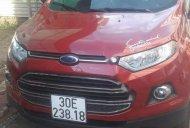 Cần bán gấp Ford EcoSport AT sản xuất 2016, màu đỏ giá 550 triệu tại Hà Nội