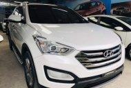 Bán Hyundai Santa Fe sản xuất 2015, màu trắng chính chủ giá 830 triệu tại Hà Nội