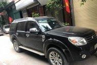 Bán Ford Everest năm 2014, màu đen như mới giá 570 triệu tại Hà Nội