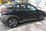Hyundai Kona Turbo màu đen giá tốt, Hyundai An Phú, Hyundai Kona Turbo, Kona 2019, Xe Hyundai giá 750 triệu tại Tp.HCM