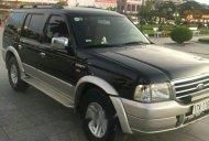 Cần bán Ford Everest MT sản xuất 2006, màu đen, xe gia đình sử dụng giá 245 triệu tại Thái Bình