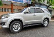 Bán Toyota Fortuner 2.5G sản xuất năm 2013, màu bạc  giá 710 triệu tại Kiên Giang