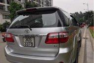 Bán Toyota Fortuner G 2010, màu bạc chính chủ giá 568 triệu tại Hà Nội