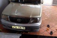 Bán xe Toyota Zace đời 2002, xe nhập, gia đình đi nên rất cẩn thận giá 160 triệu tại Đắk Lắk