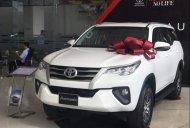 Bán ô tô Toyota Fortuner 2.4 MT sản xuất năm 2019, màu trắng, mới 100% giá 1 tỷ 33 tr tại Kiên Giang