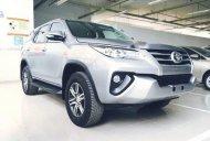 Cần bán lại xe Toyota Fortuner đời 2016, màu bạc, còn BH hãng giá Giá thỏa thuận tại Hà Nội