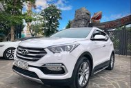 Bán Hyundai Santa Fe 2.4AT 2016, màu trắng, nhập khẩu nguyên chiếc như mới, giá tốt giá 910 triệu tại Hà Nội