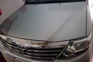 Cần bán xe Toyota Fortuner đời 2013, màu bạc xe gia đình giá 600 triệu tại BR-Vũng Tàu