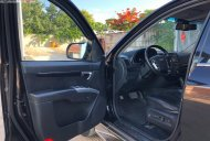 Bán Hyundai Santa Fe SLX đời 2009, màu đen, nhập khẩu xe gia đình giá 550 triệu tại Bình Thuận