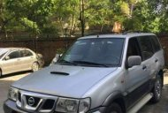 Bán Nissan Terrano 2004, màu bạc, nhập khẩu, số sàn   giá 195 triệu tại Hà Nội