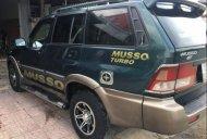 Bán xe Ssangyong Musso 2002, 148 triệu giá 148 triệu tại Tp.HCM