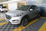 Cần bán Hyundai Tucson 2.0AT 2017, màu bạc, bản đặc biệt giá 836 triệu tại Tp.HCM