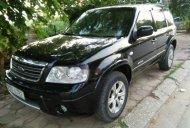 Bán Ford Escape 2.3L năm 2004, màu đen, nhập khẩu nguyên chiếc giá 220 triệu tại Bắc Ninh