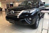 Bán Toyota Fortuner 2.4MT 2019, màu đen, nhập khẩu giá 1 tỷ 26 tr tại Tp.HCM