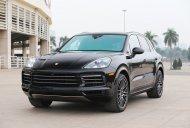 Bán Porsche Cayenne Cayenne đời 2019, màu đen, đặt full option nhập Mỹ giá 6 tỷ 950 tr tại Hà Nội