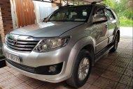 Bán ô tô Toyota Fortuner 2.7V AT 2012, màu bạc số tự động giá cạnh tranh giá 680 triệu tại Tp.HCM