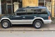 Cần bán Mitsubishi Pajero đời 2003, xe gia đình giá 235 triệu tại Hòa Bình