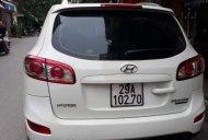 Cần bán xe Hyundai Santa Fe đời 2010, màu trắng, nhập khẩu nguyên chiếc chính chủ, giá 610tr giá 610 triệu tại Hà Nội