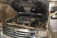 Cần bán xe Toyota Fortuner sản xuất năm 2016, màu bạc chính chủ giá 839 triệu tại Tp.HCM