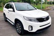 Bán Kia Sorento 2.4 GATH đời 2016, màu trắng giá cạnh tranh giá 575 triệu tại Hải Dương