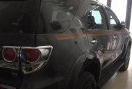 Bán ô tô Toyota Fortuner đời 2015, màu xám như mới giá 776 triệu tại Tp.HCM
