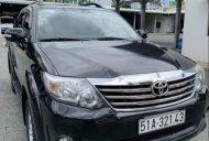 Bán ô tô Toyota Fortuner sản xuất 2012, màu đen, 645 triệu giá 645 triệu tại Tp.HCM