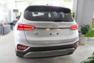 Bán Hyundai Santa Fe 2019 ưu đãi lớn giá 1 tỷ 140 tr tại Tp.HCM