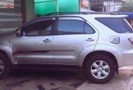 Cần bán Toyota Fortuner 2.7V 4x4 AT năm 2010, màu bạc   giá 585 triệu tại Gia Lai