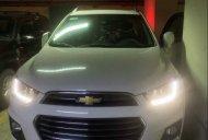 Bán Chevrolet Captiva Revv 2.4 AT đời 2017, màu trắng, sử dụng bảo quản kỹ, biển số TPHCM giá 780 triệu tại Tp.HCM