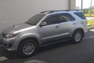 Cần bán xe Toyota Fortuner MT năm 2014, màu bạc, xe đi giữ gìn như mới giá 765 triệu tại Hà Tĩnh