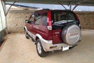 Chính chủ cần bán Daihatsu Terios năm 2007, màu đỏ. Bản số TP giá 240 triệu tại Lâm Đồng