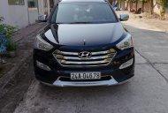 Bán Hyundai Santa Fe sản xuất 2013, màu đen, xe nhập, giá chỉ 895 triệu giá 895 triệu tại Lào Cai