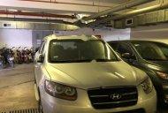 Cần bán gấp Hyundai Santa Fe MLX năm 2009, màu bạc, nhập khẩu, máy dầu, số tự động giá 550 triệu tại Hải Phòng