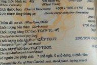 Xe Ssangyong Musso 2.3 năm sản xuất 2003, màu vàng, giá tốt giá 135 triệu tại Tp.HCM