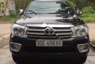 Bán gấp Toyota Fortuner năm 2010, màu đen, 620tr giá 620 triệu tại Quảng Ninh