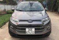 Bán Ford EcoSport 1.5 AT đời 2014, màu xám, chính chủ   giá 490 triệu tại Hà Nội