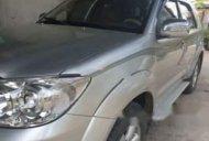 Chính chủ bán ô tô Toyota Fortuner 2.5G đời 2010, màu bạc giá 580 triệu tại Phú Yên