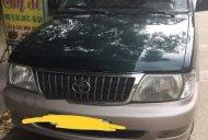 Bán Toyota Zace GL Sx 2004, số tay, máy xăng, màu xanh vỏ dưa, xe công ty sử dụng, đúng 1 đời chủ giá 245 triệu tại Tp.HCM