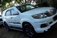 Bán Toyota Fortuner 2.7V AT TRD Sportivo 4x2 2016, màu trắng, xe gia đình giá 810 triệu tại Phú Thọ