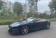 Bán ô tô Aston Martin DB9 Volante 2008, màu xanh lam, nhập khẩu nguyên chiếc giá 4 tỷ 500 tr tại Hà Nội