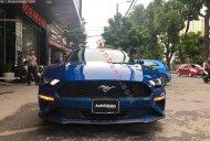 Bán xe Ford Mustang EcoBoost Fastback đời 2018, màu xanh lam, nhập khẩu nguyên chiếc giá 2 tỷ 789 tr tại Hà Nội