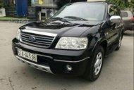 Bán lại xe Ford Escape 2.3 sản xuất 2005, màu đen, giá 243tr giá 243 triệu tại Lâm Đồng